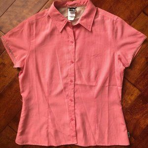 The North Face Large Top Modal Blend Button Up